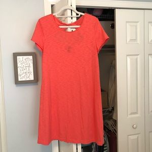 Gap t shirt dress - M